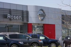 Rosen Nissan Milwaukee 2